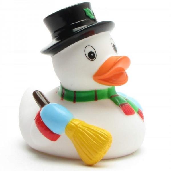 Snowman - Canard de bain