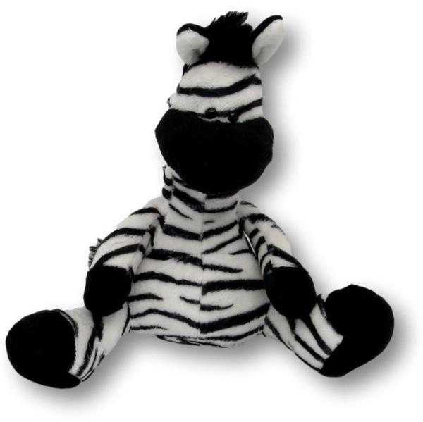 Soft toy zebra Anja