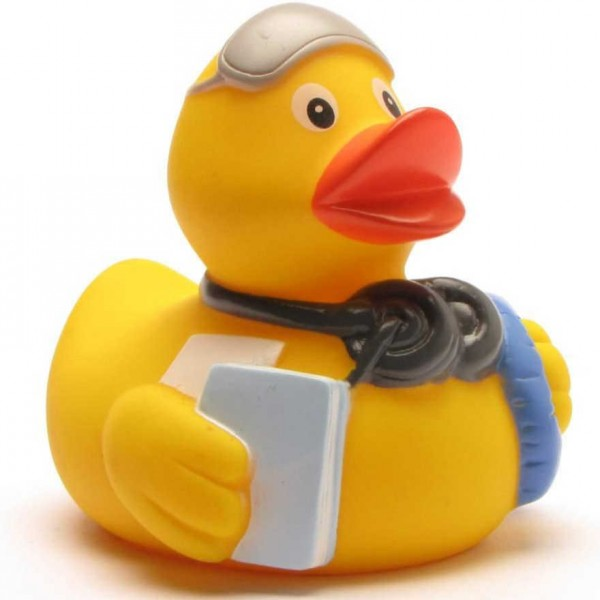Frequent flyer Rubber Ducky