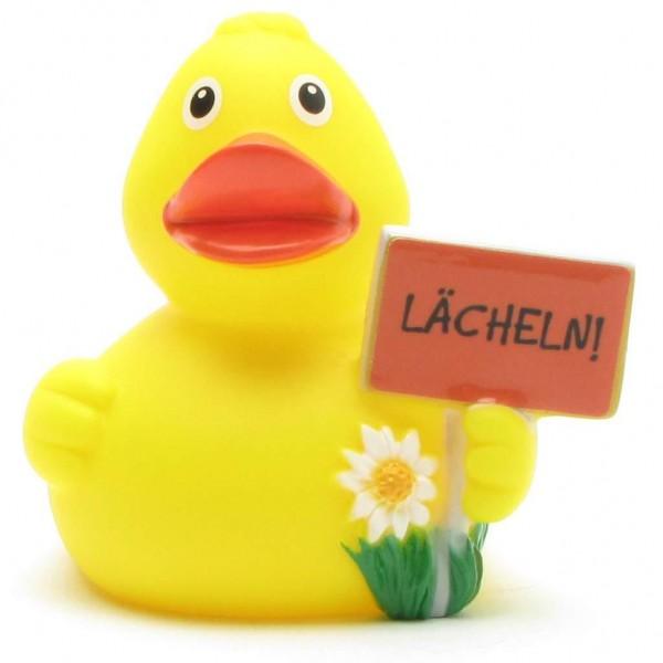 """Rubber Duck """"Lächeln"""""""