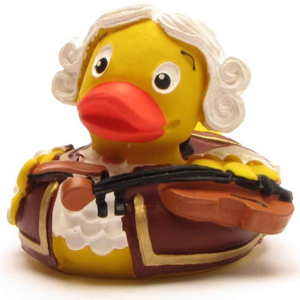 Mozart Quietscheentchen