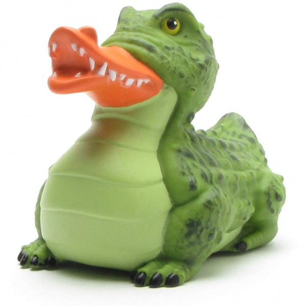 Rubber Ducky Crocodile