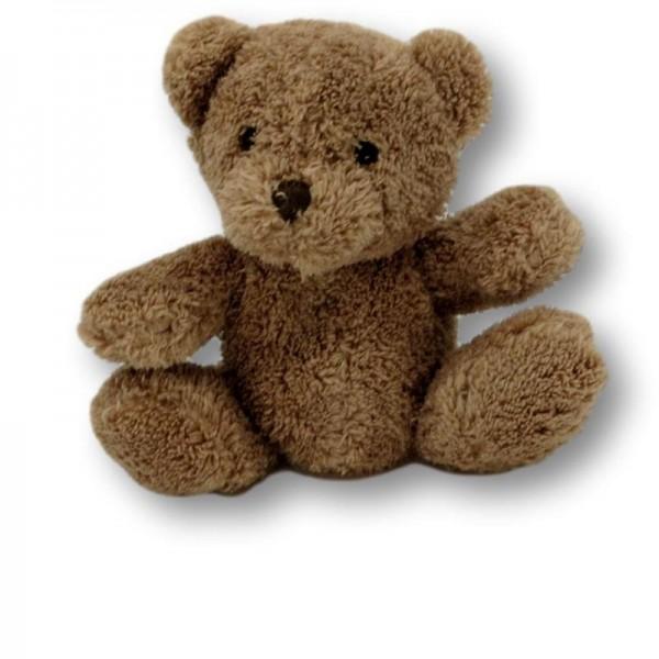 Ours en peluche doux - beige 15 cm