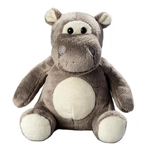Soft toy hippo Tanja