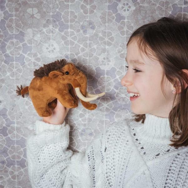 Soft toy Mammoth Manni