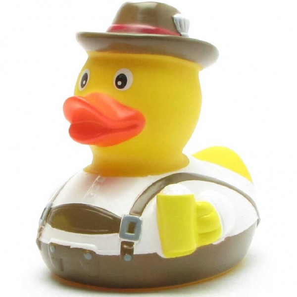 Rubber Ducky Bavarian Boy