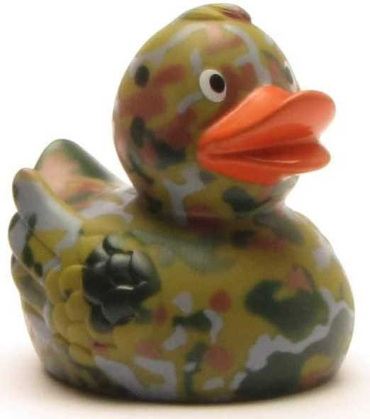 Badeendje Camouflage