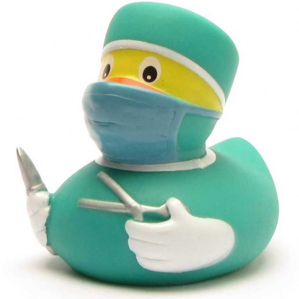 Rubber Duck Surgeon