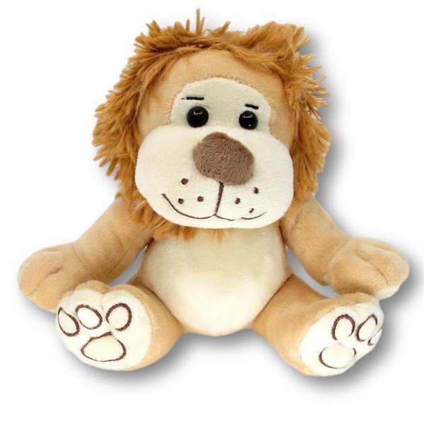Soft toy lion Rudi