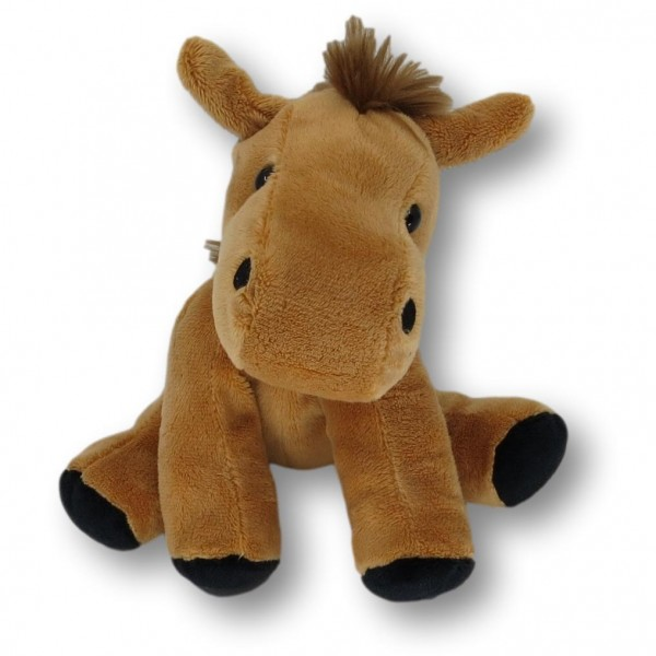 Soft toy horse Claudia