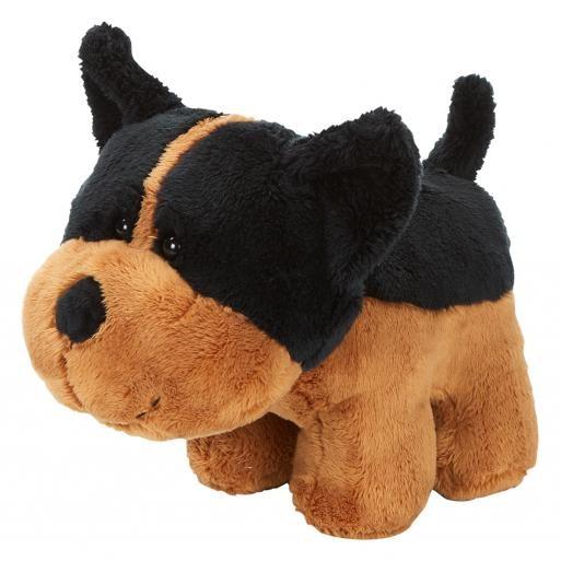soft toy shepherd dog Tommi