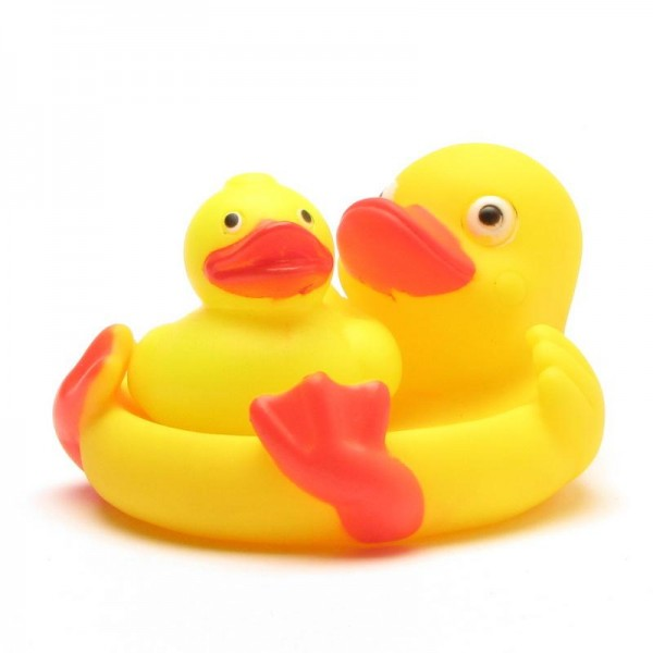 Rubber Duck Mother and Child