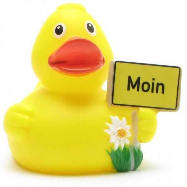 """Badeente """"Moin"""""""