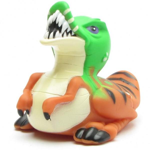 T-Rex Dinosaurier Badeente
