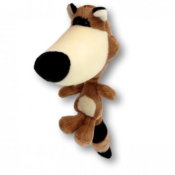 Soft toy Bighead raccoon