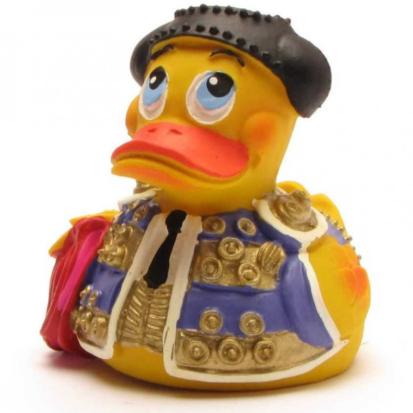 Rubber Ducky Torero