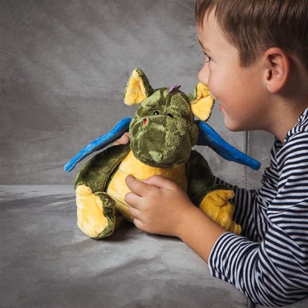 soft toy dragon Ragnar
