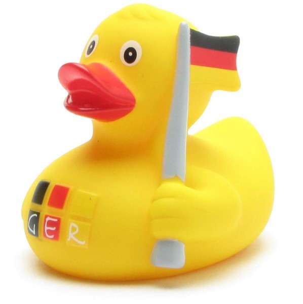 Germany-Rubber Duck