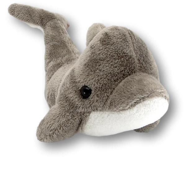 stuffed animal dolphin Lars