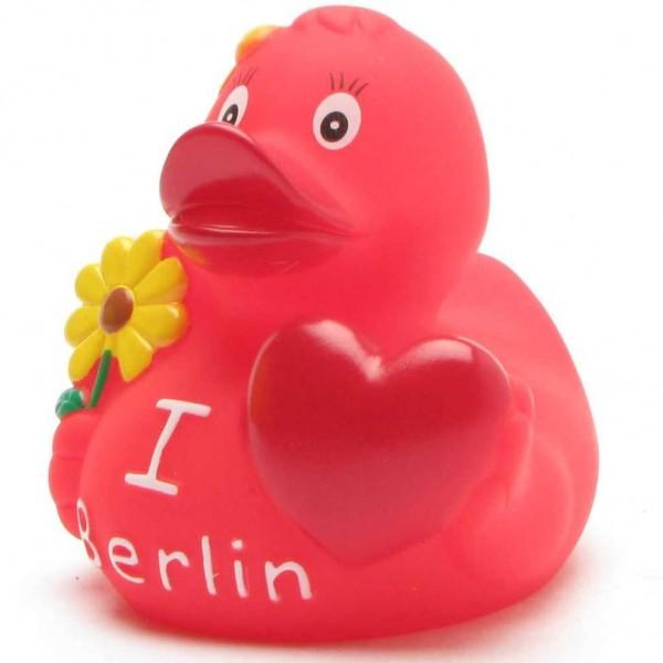 """Rubber Duck """"I love Berlin"""""""