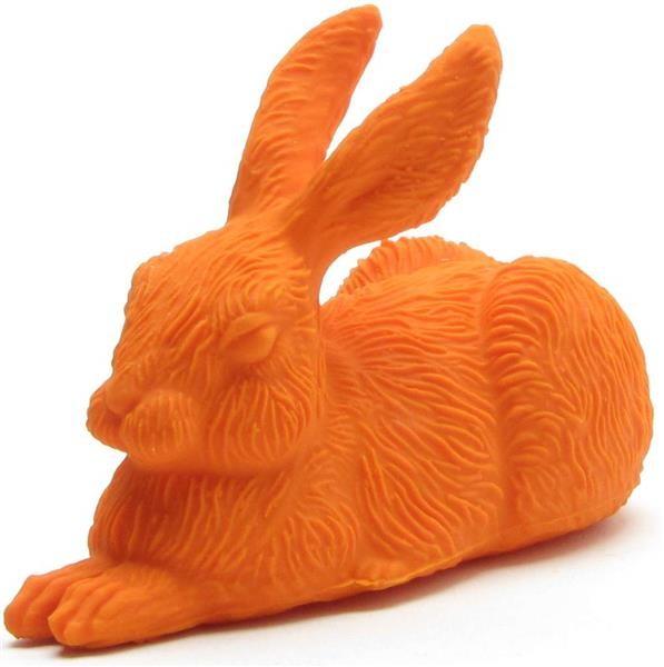 Konijn oranje