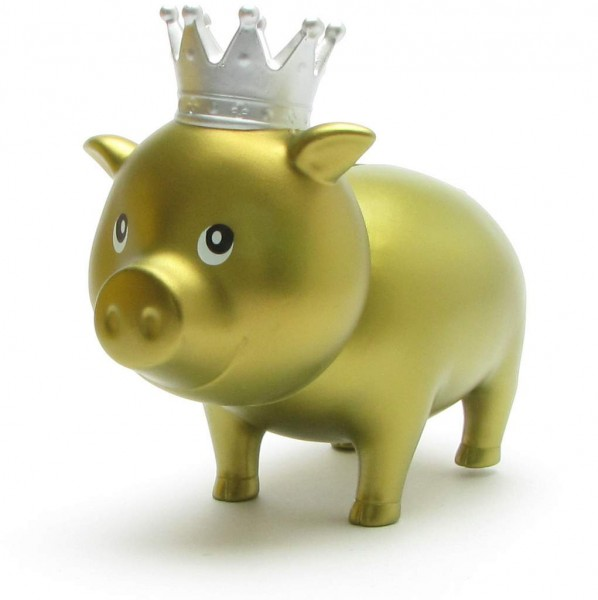 Biggys - Goldy Piggy bank