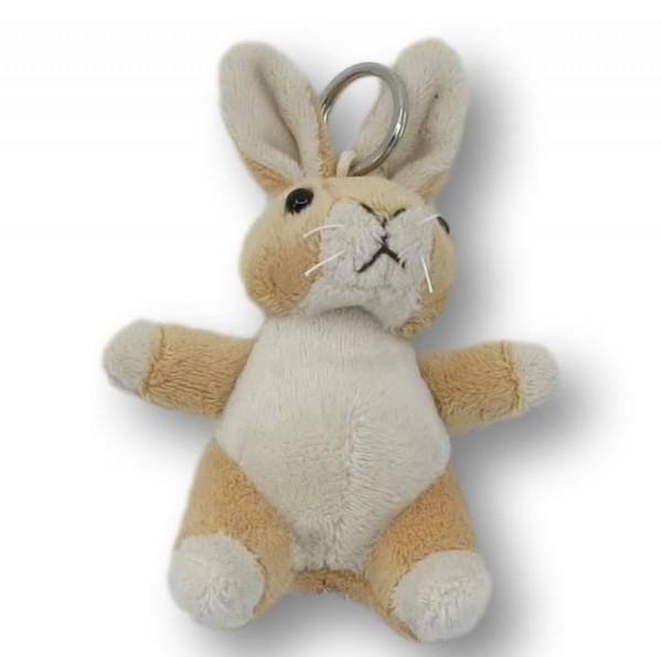 Plush konijn met Sleutelhanger