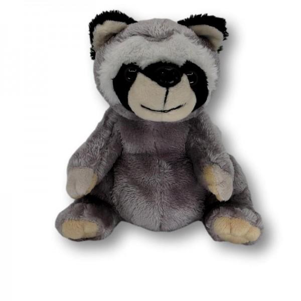 Plush animal raccoon Kuddel