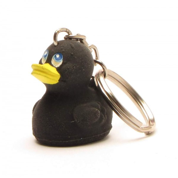 Mini Black Duck Keychain