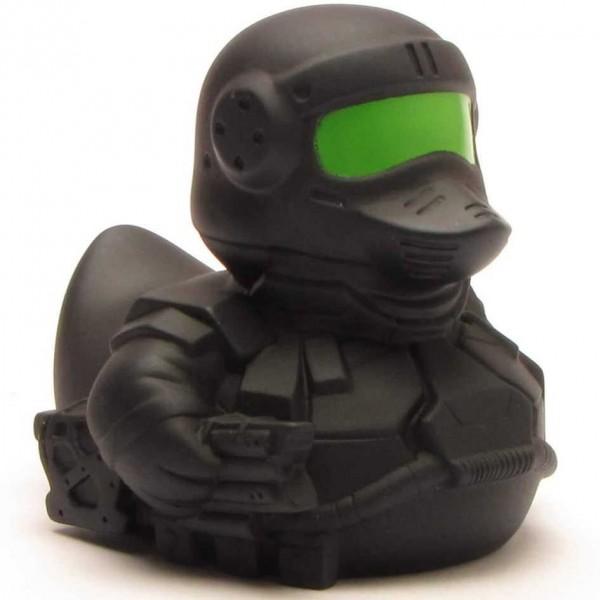 Rubber Ducky Cyber Warrior
