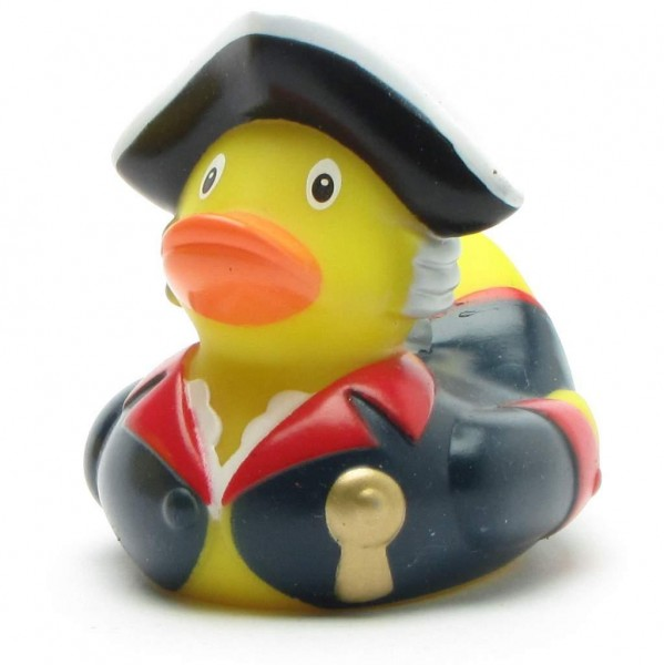 Fritz, the Rubber Duck