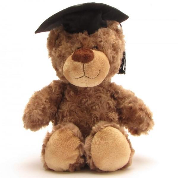 soft toy graduates bear Bodo