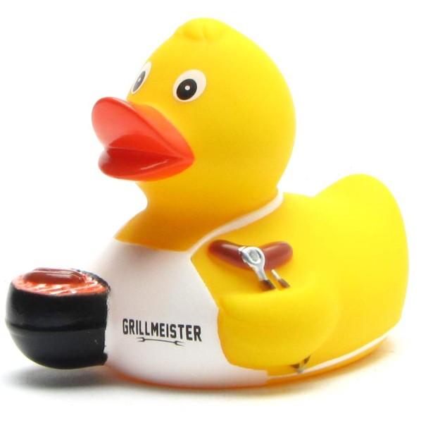 Quietscheente Grillmeister