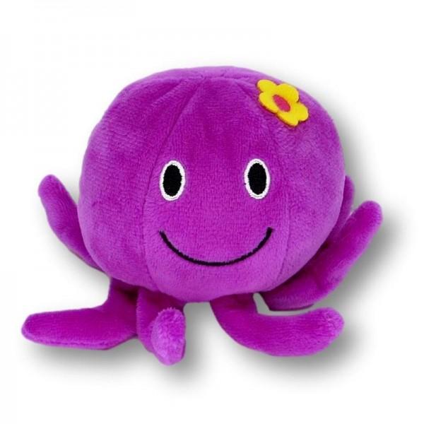Plush speelgoedoctopus Belinda